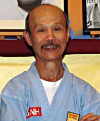 master Le Cong Danh
