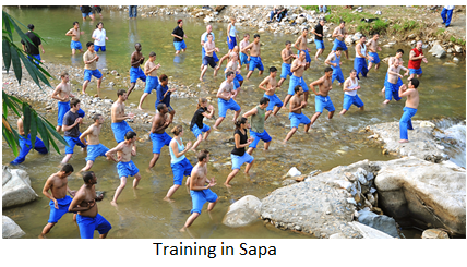 training sapa